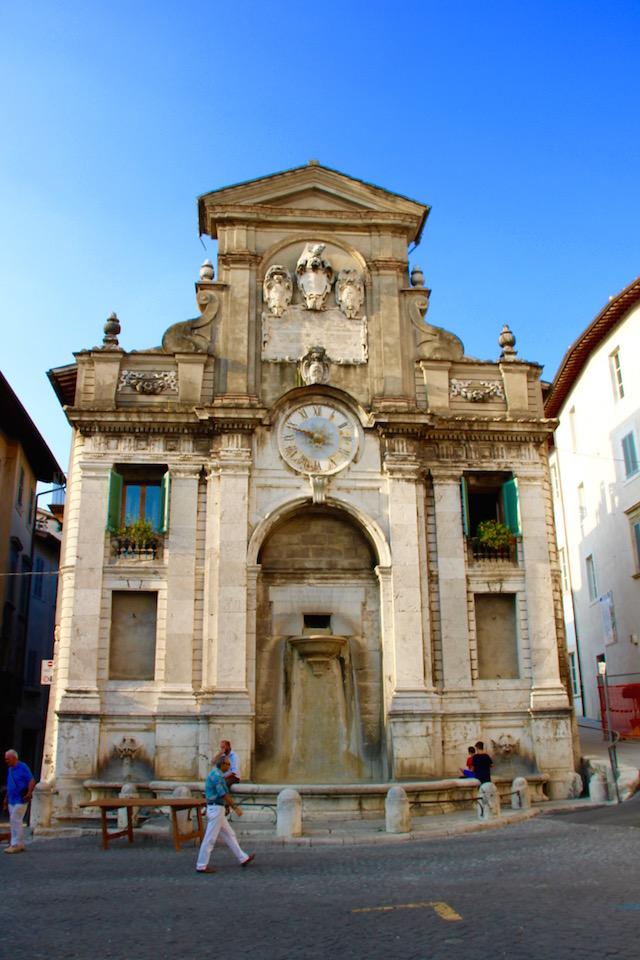 Умбрия, Сполето, Spoleto, Umbria, путешествие по Италии, путешествие по Умбрии