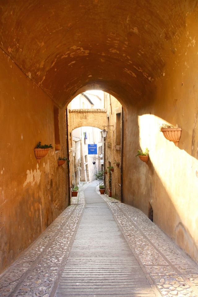 Умбрия, Треви, Trevi, Umbria, путешествие по Италии, путешествие по Умбрии