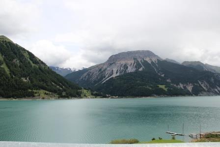 Озеро Резия