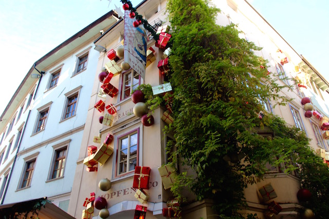 Bolzano, Рождественская ярмарка в Больцано, Больцано