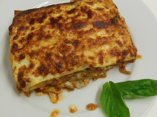 lasagna-605655_640