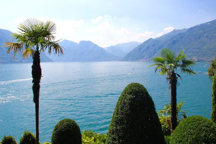 Вилла Балбьянелло, озеро Комо