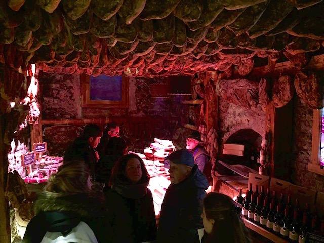 Брунико/Brunico, рождественская ярмарка в Брунико