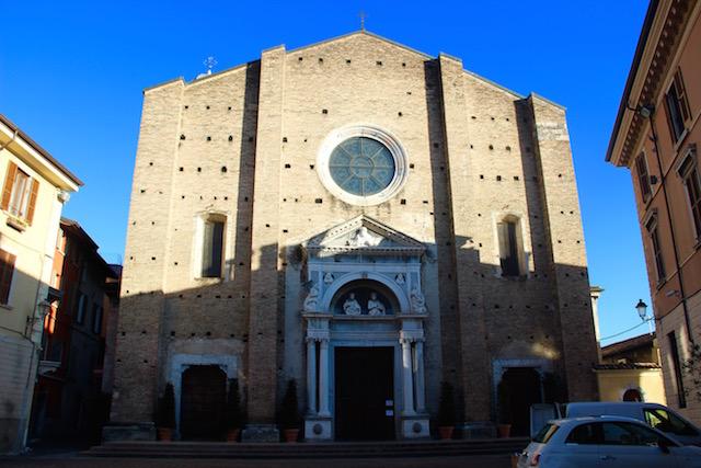Кафедральный собор в Сало , озеро Гарда, Италия