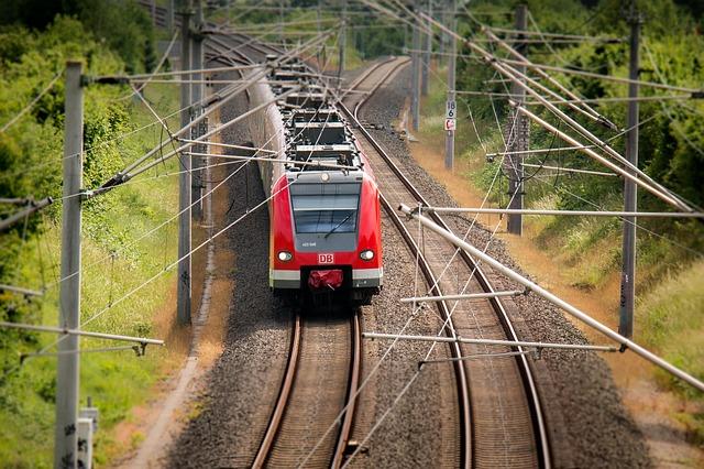 путешествие на поезде по италии