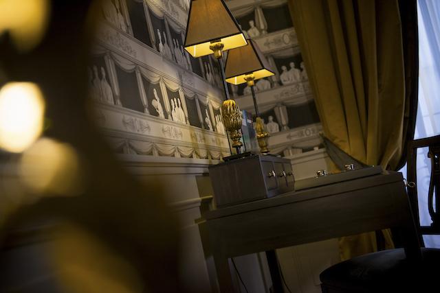 отель The Gentleman of Verona, располоден в центре Вероны в палаццо 16 века и располагает 14 номерами