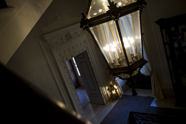 лестница в отеле The Gentleman of Verona