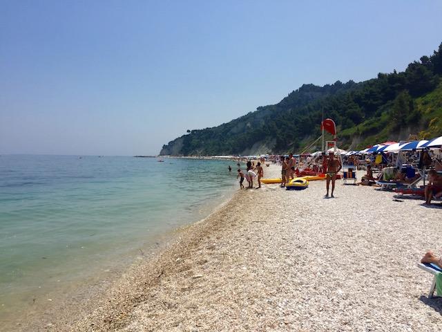 Фото пляжа Сан Микеле, Нумана, Марке