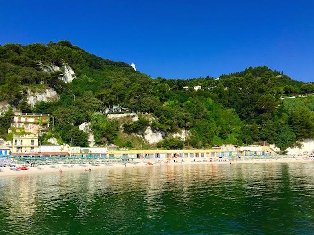 Фото пляж Урбани, Сироло, Марке