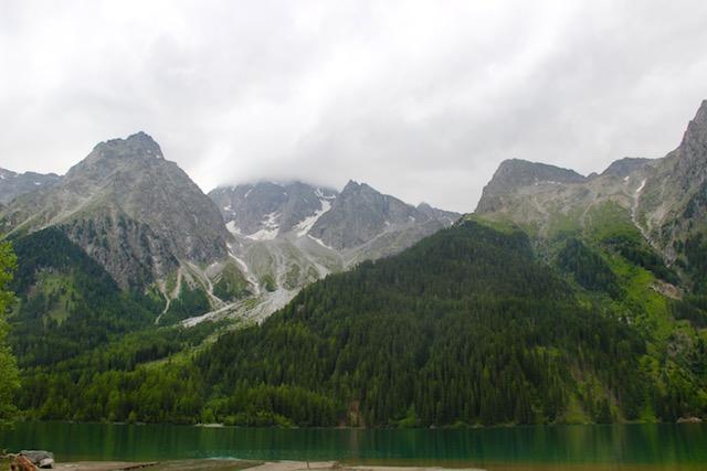 Озеро Антерсельва. Оленья ферма