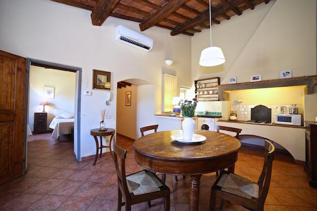 на фото гостиная апартаментов Екатерина Медичи во Флоренции