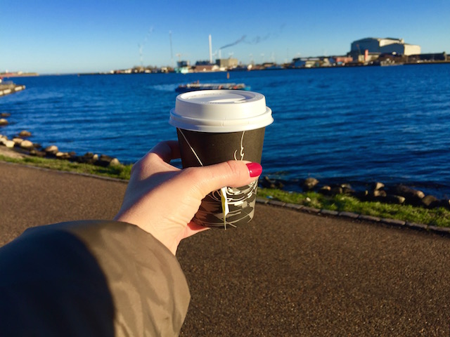 Чай в Копенгагене