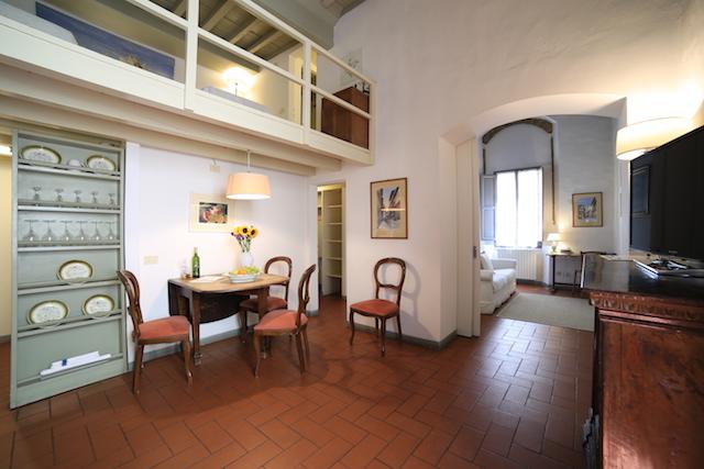 Апартаменты Palazzo Belfiore во Флоренции