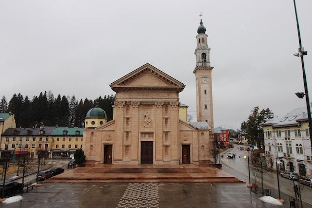 Церковь в Азиаго