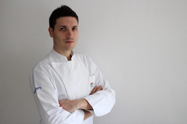 шеф-повар из Вероны Андреа Гаццани