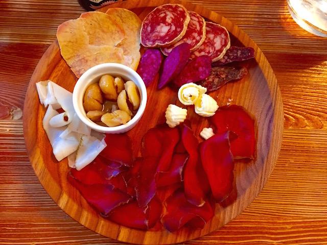 мясные деликатесы Валле д Аоста