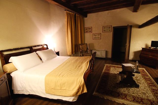 Отель в Замке в Компьяно