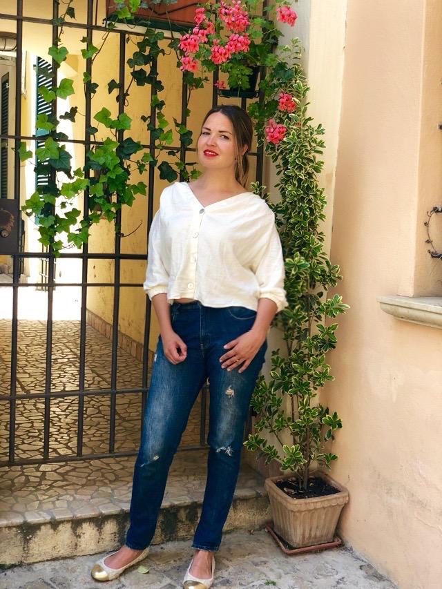 Дарья Старцева, автор проекта @italiamo.club