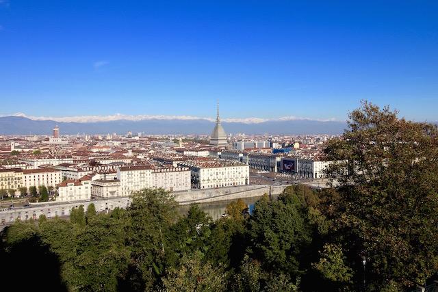Смотровая площадка Турин