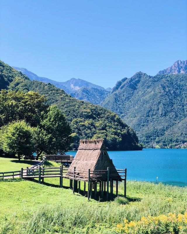 Озеро Ледро | Блог о путешествиях по Италии Милы Пальяреччи
