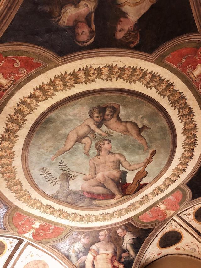 Дом Вазари в Ареццо