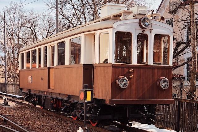 Железная дорога в Ренон