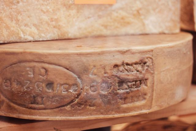 форма итальянского сыра багосс, который производят в Баголино