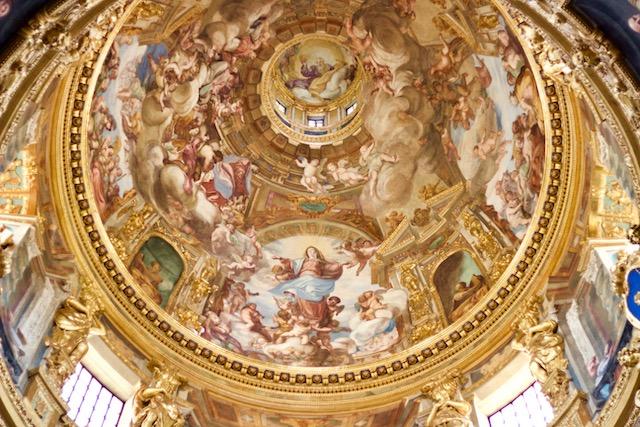 церковь Сантиссима Аннунцията в Генуе