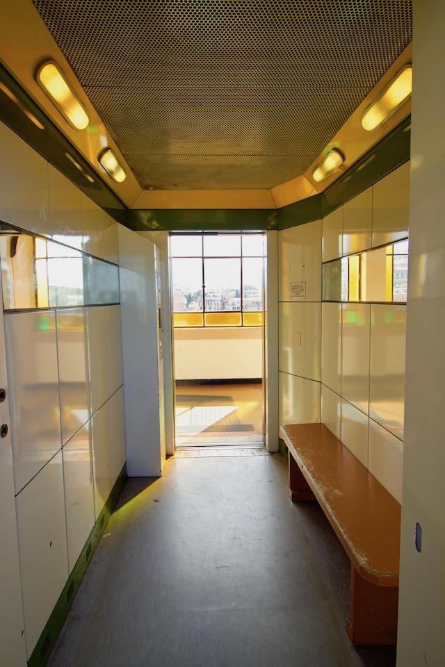лифт в генуе