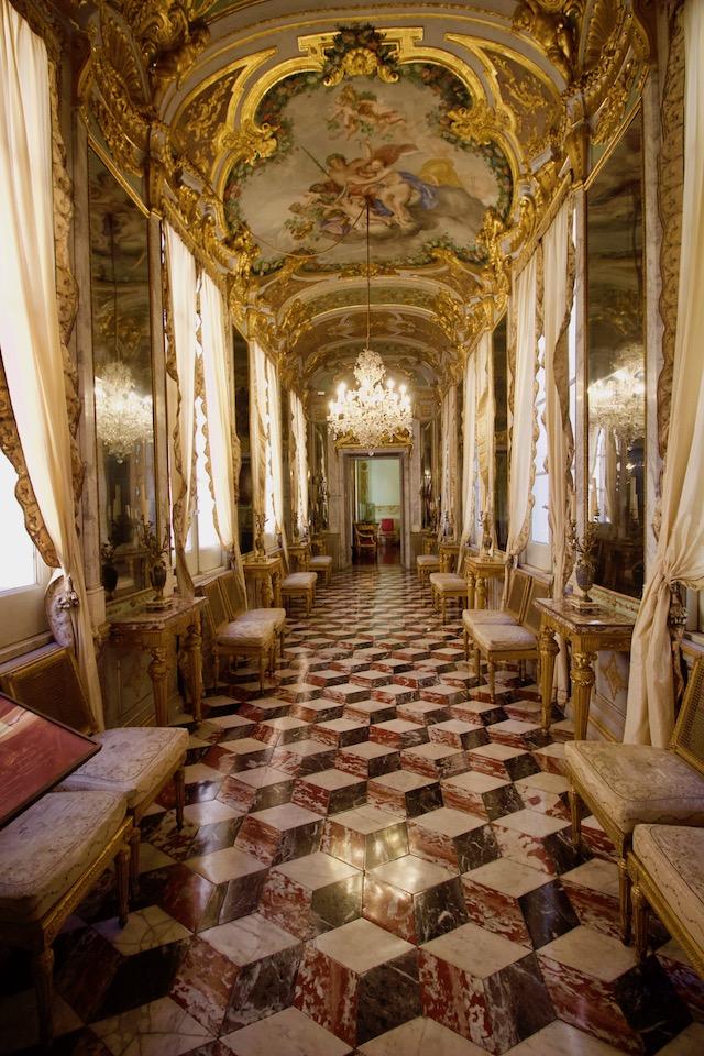 Палаццо Спинола в Генуе