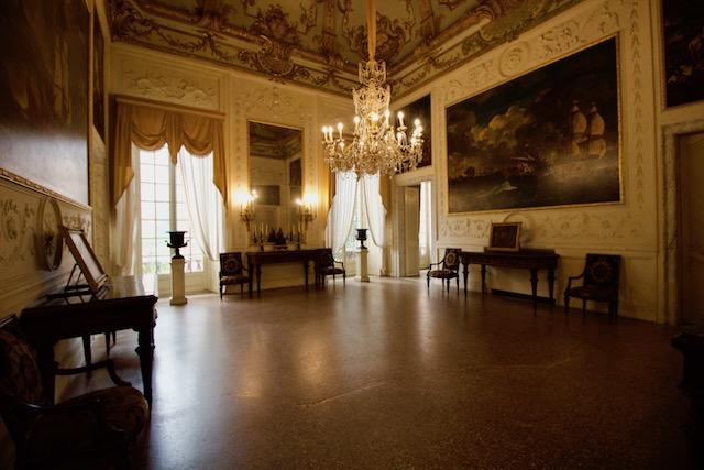 Королевский дворец в Генуе