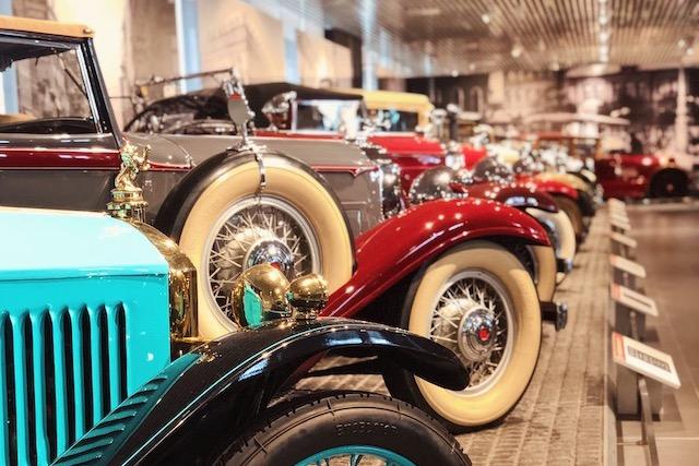 Музеи автомобилей в Италии