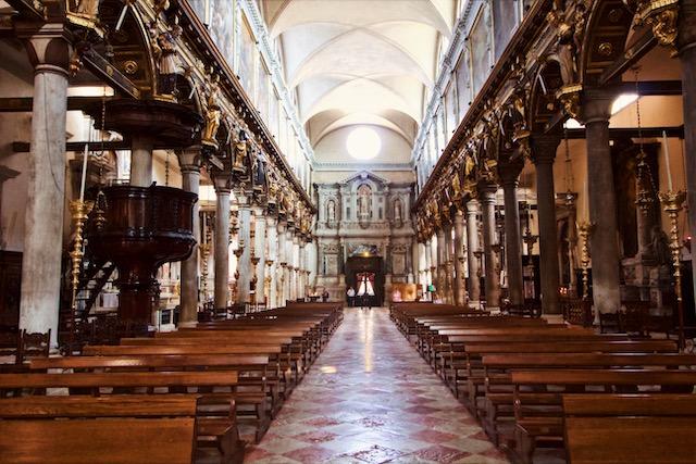 Церкви в Венеции