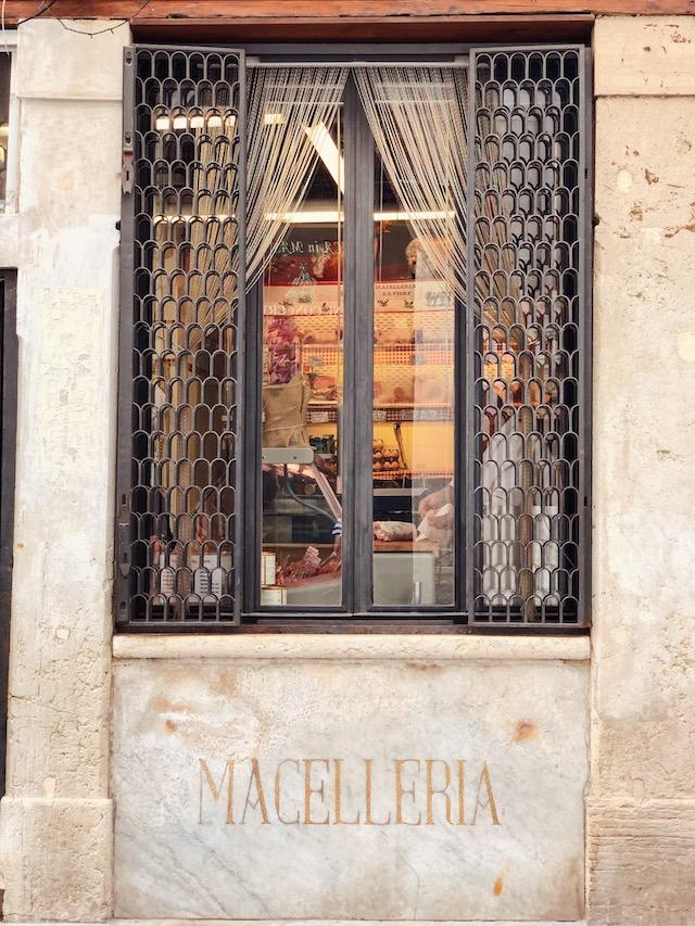 Маяная Лавка в Венеции