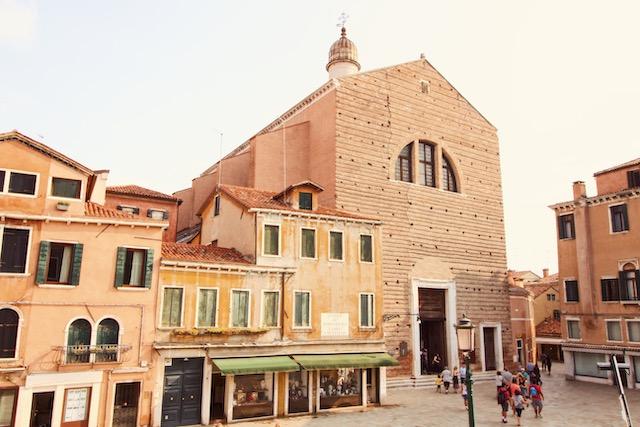 Церковь Сан Пантолон в Венеции