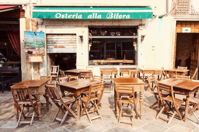 Остерия в Венеции