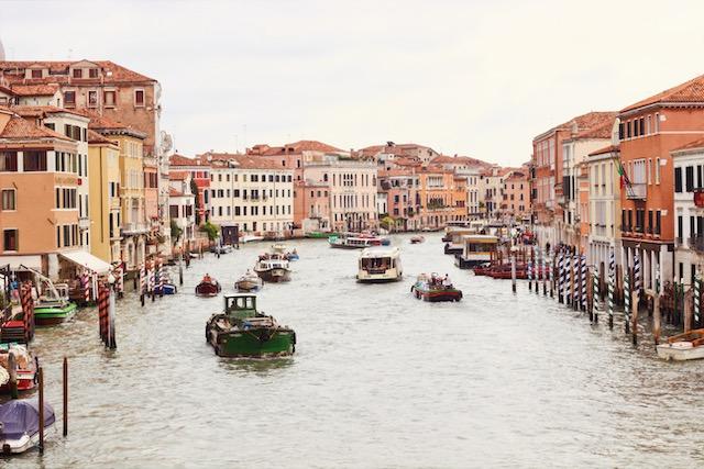 Венеция. Гран-канал