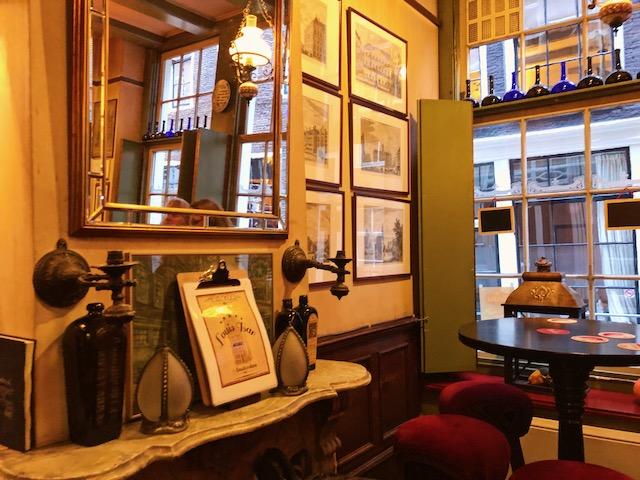 дегустация джина в Амстердаме рестораны амстердама Рестораны в  Амстердаме.Где поесть вкусно и недорого? degustazia gina v amsterdame