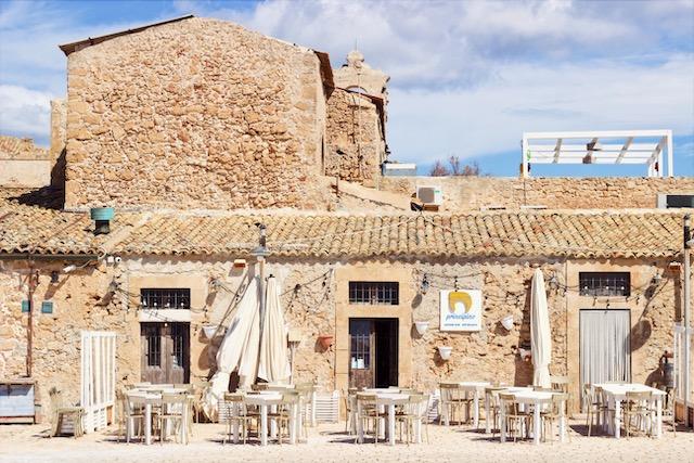 Марцамеми Сицилия
