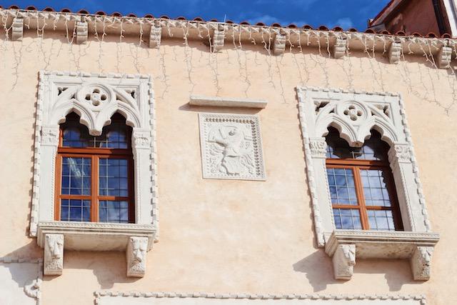 Венецианский дом в Пиране