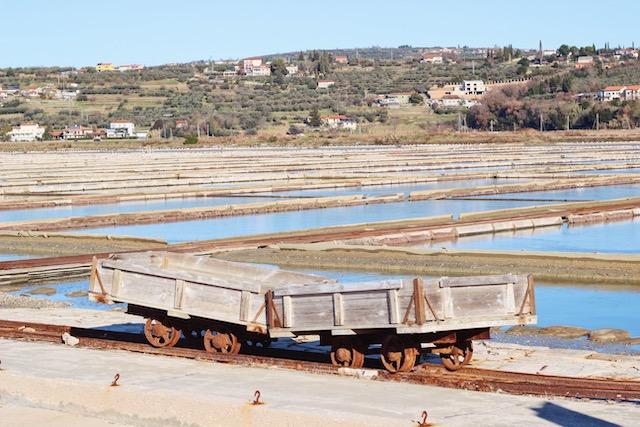 Сечовлевские солеварни в Порторож