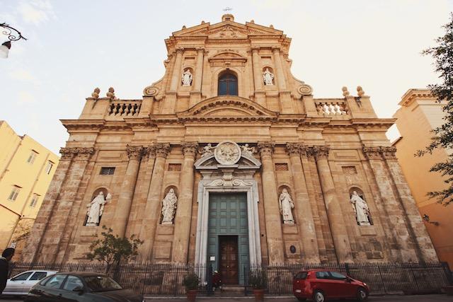 церковь в палермо
