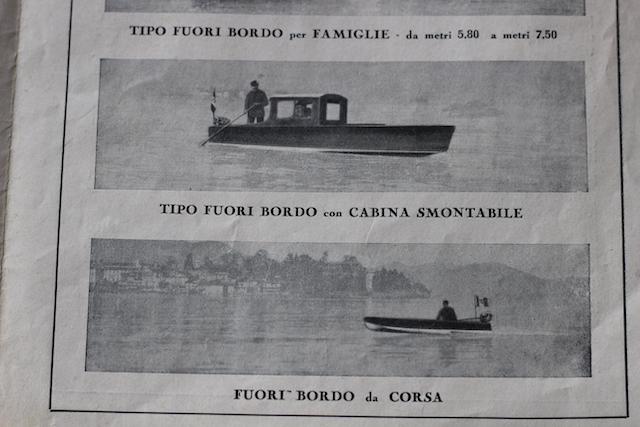 Рекламные проспекты начала XX века