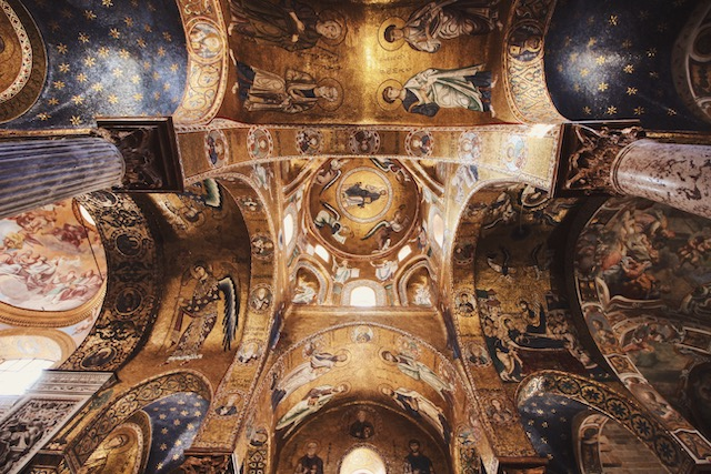 Церковь Ла Марторана Палермо
