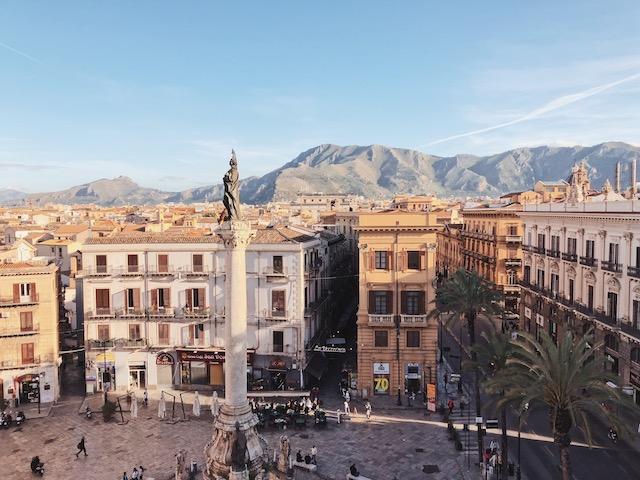 Смотровые площадки Палермо