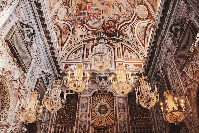 Церковь Святой Екатерины Александрийской в Палермо