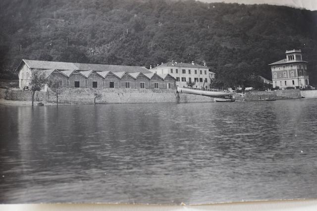 Верфь в начале XX века