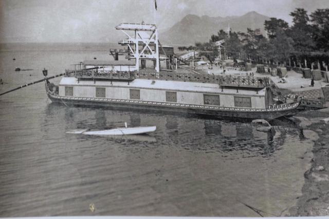 La Chiocciola на берегу озера Маджоре