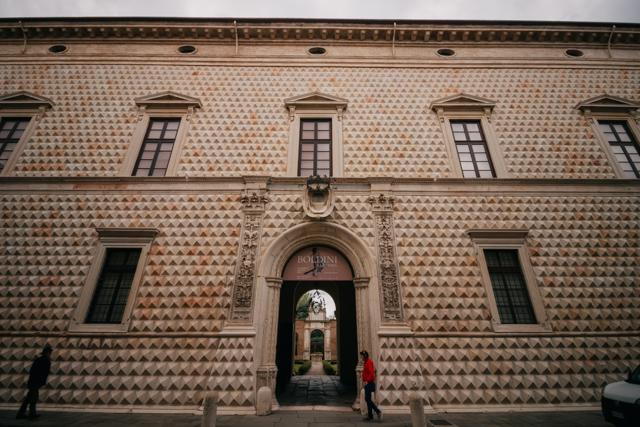 Дворец Диаманти в Ферраре