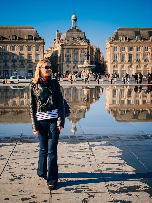 Площадь биржи Бордо